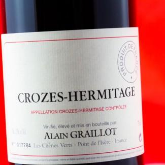 Crozes-Hermitage 2014  - Domaine Alain Graillot