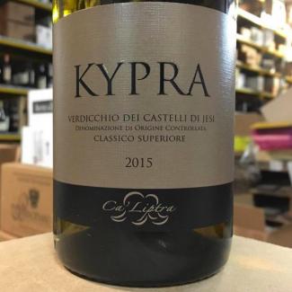 Verdicchio dei Castelli di Jesi Cl. Sup. 2015 Kypra