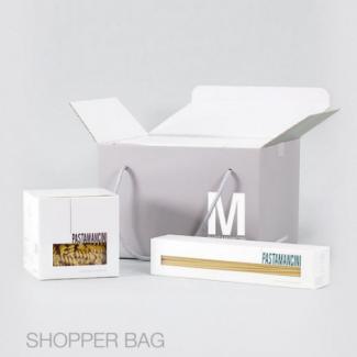 Shopper Bag Pasta 4 Kg