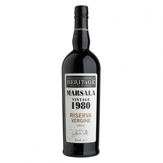 Marsala Vintage 1980 Ris. Vergine secco (35 y.o.)