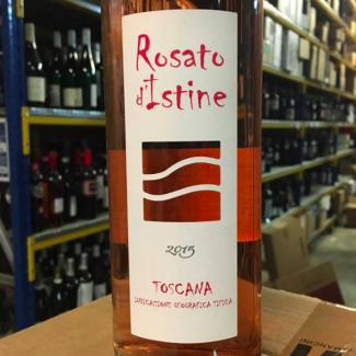 Rosato d'Istine 2015