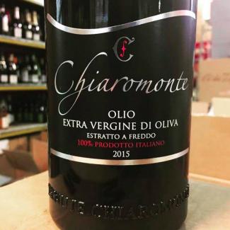 Olio Extra Vergine di Oliva 2015 [750 ml]