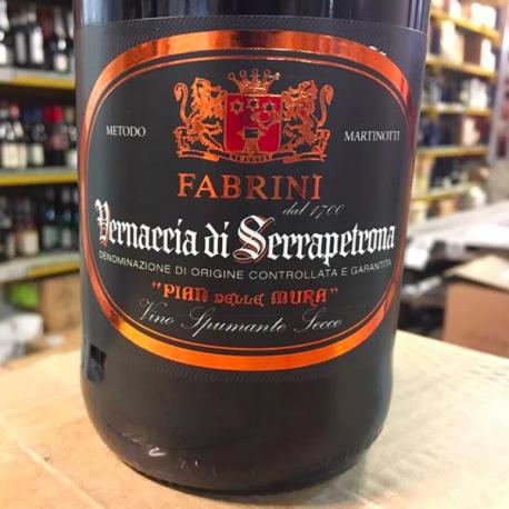 """Vernaccia di Serrapetrona Spumante Secco """"Pian delle vigne"""""""
