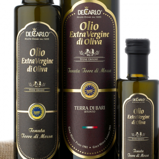 De Carlo - Olio Extra Vergine di Oliva [5 litri]