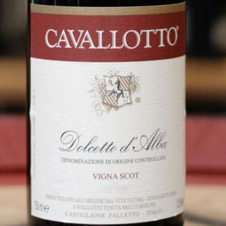 Cavallotto - Dolcetto d'Alba 2015 Vigna Scot - Cavallotto
