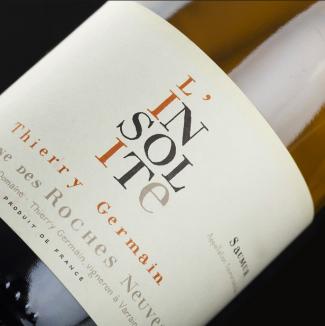 Saumur Blanc 2015 L'Insolite