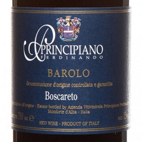 Principiano Ferdinando - Barolo Boscareto 2010